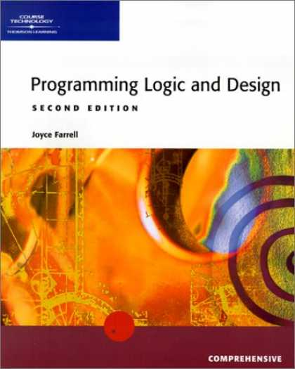 Programming Books - Programming Logic and Design -- Comprehensive, Second Edition