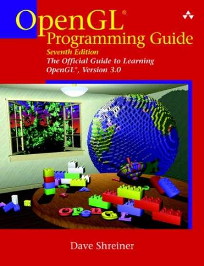 Programming Books - OpenGL Programming Guide: The Official Guide to Learning OpenGL, Versions 3.0 an