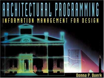 Programming Books - Architectural Programming: Information Management for Design