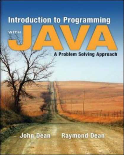 Programming Books - Introduction to Programming with Java: A Problem Solving Approach