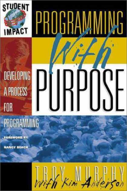 Programming Books - Programming with Purpose