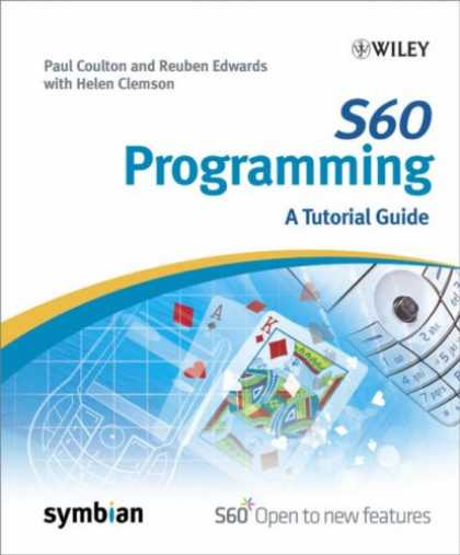 Programming Books - S60 Programming: A Tutorial Guide (Symbian Press)