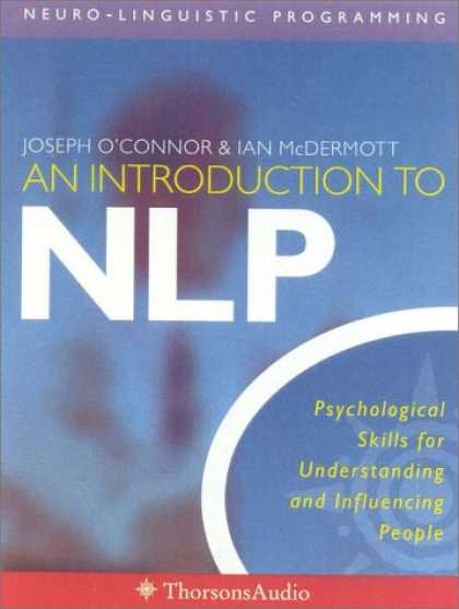 Programming Books - An Introduction to NLP Neuro-Linguistic Programming : Psychological Skills for U