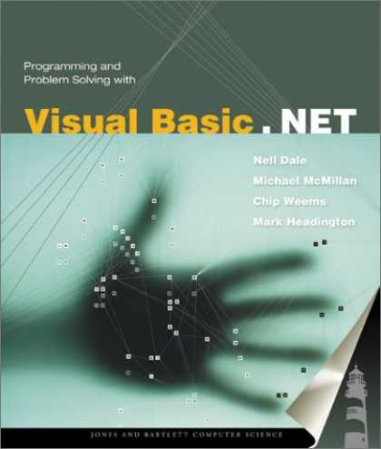 Programming Books - Programming and Problem Solving with Visual Basic .NET