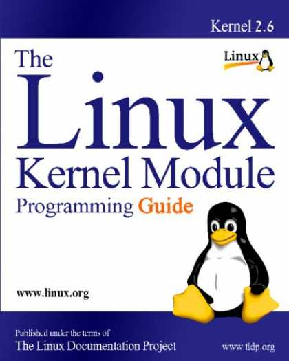 Programming Books - The Linux Kernel Module Programming Guide