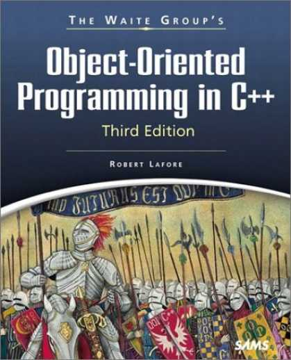 Programming Books - The Waite Group's Object-Oriented Programming in C++