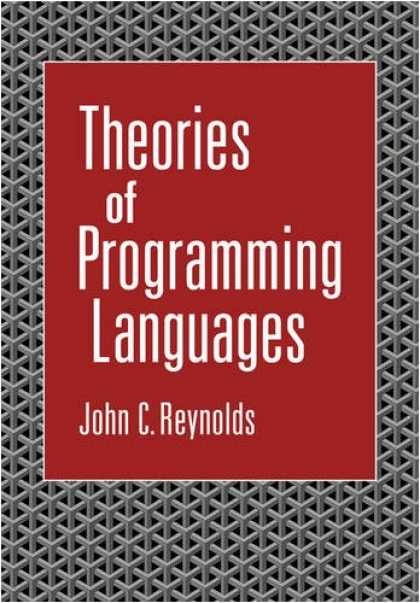 Programming Books - Theories of Programming Languages