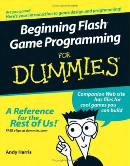Programming Books - Beginning Flash Game Programming For Dummies