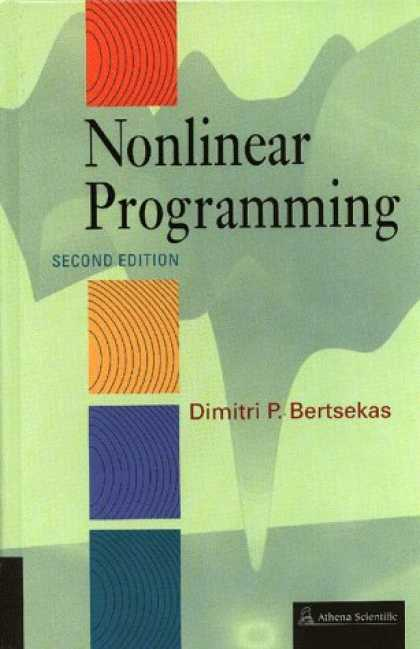 Programming Books - Nonlinear Programming