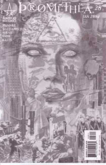 Promethea 28 - Dc - Fantasy - Apocalypse - Greytone - War - III Williams, Mick Gray