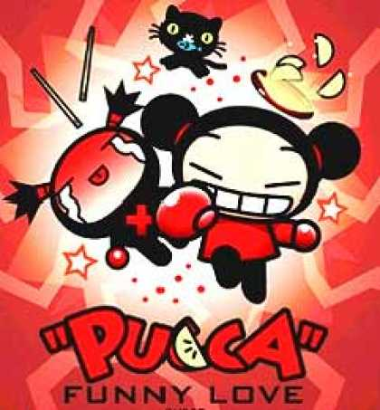 Pucca 6 - Pow - Take That - My Chopsticks - Cry - Kitty