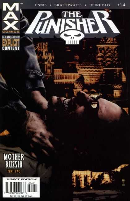 Punisher (2004) 14 - Tim Bradstreet