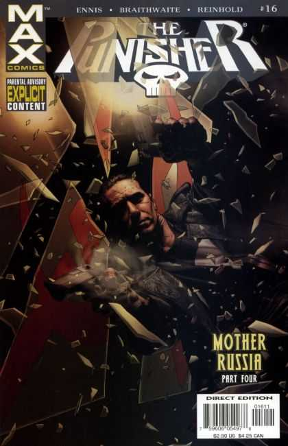 Punisher (2004) 16 - Max Comics - Explicit Content - Mother Russia - Part Four - Ennis - Tim Bradstreet