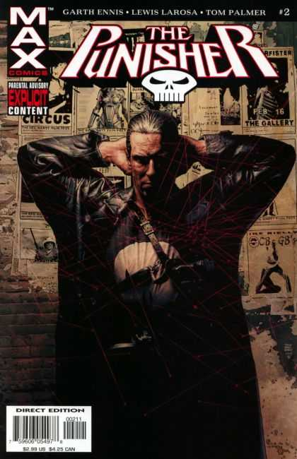 Punisher (2004) 2 - Tim Bradstreet