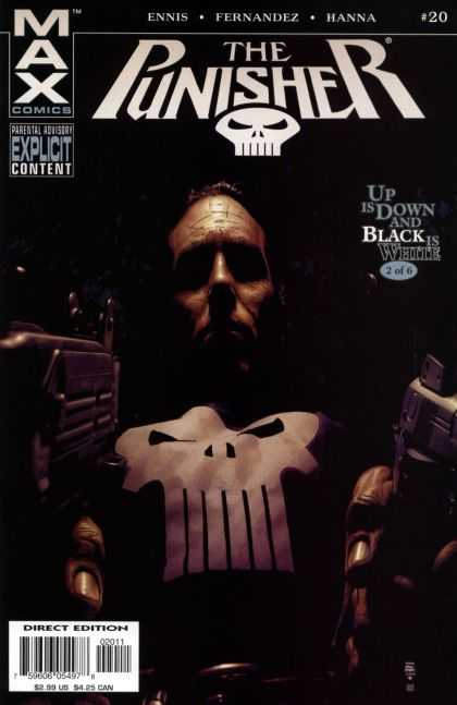 Punisher (2004) 20 - Tim Bradstreet