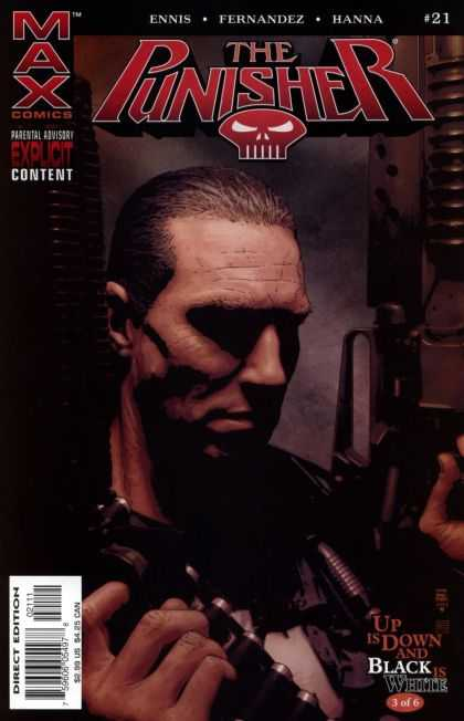 Punisher (2004) 21 - Tim Bradstreet