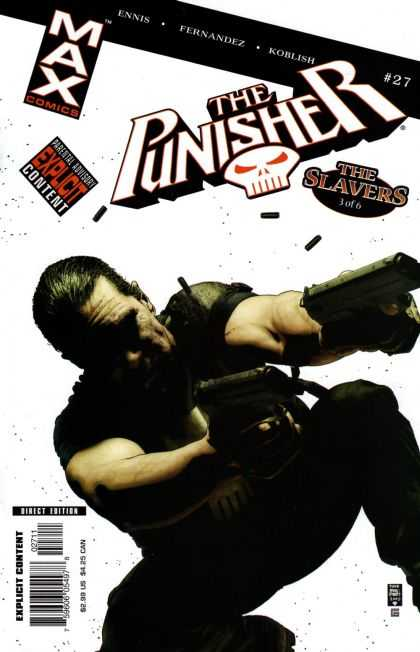 Punisher (2004) 27 - Tim Bradstreet