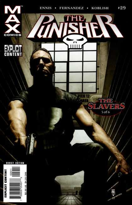 Punisher (2004) 29 - Tim Bradstreet