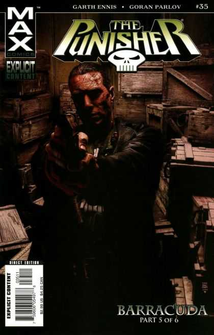 Punisher (2004) 35 - Tim Bradstreet