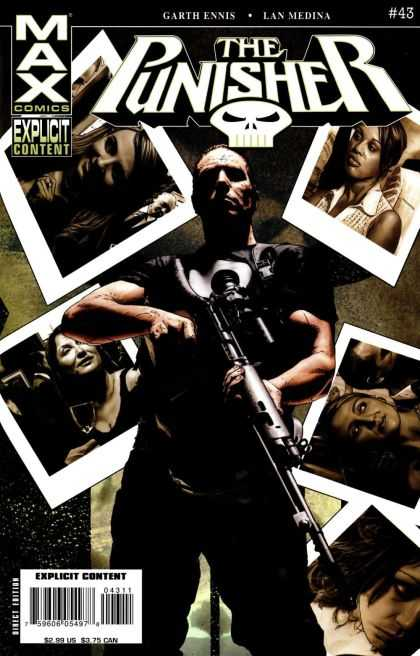Punisher (2004) 43 - Tim Bradstreet