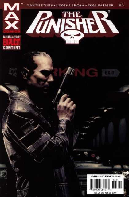 Punisher (2004) 5 - Tim Bradstreet