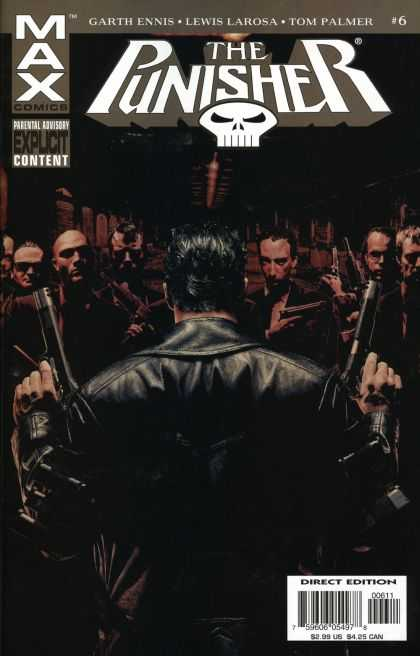 Punisher (2004) 6 - Tim Bradstreet
