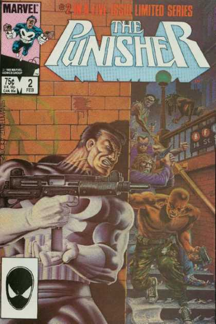 Punisher Mini Series 2