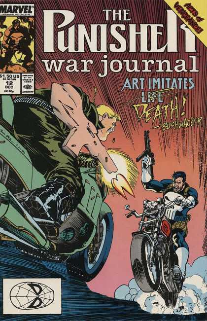 Punisher War Journal 12 - Jim Lee