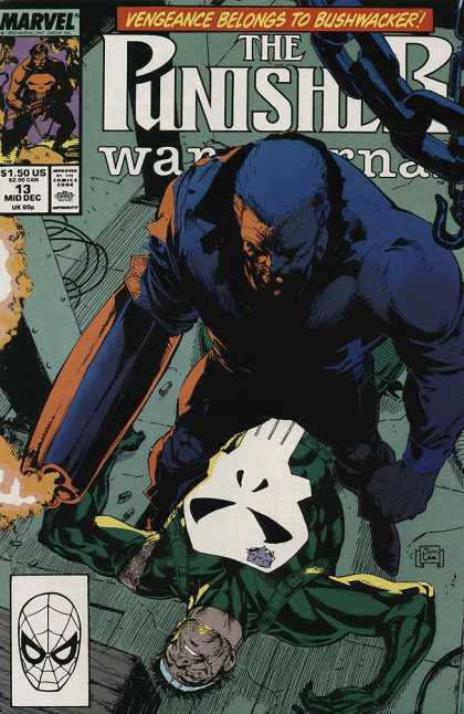 Punisher War Journal 13 - Jim Lee