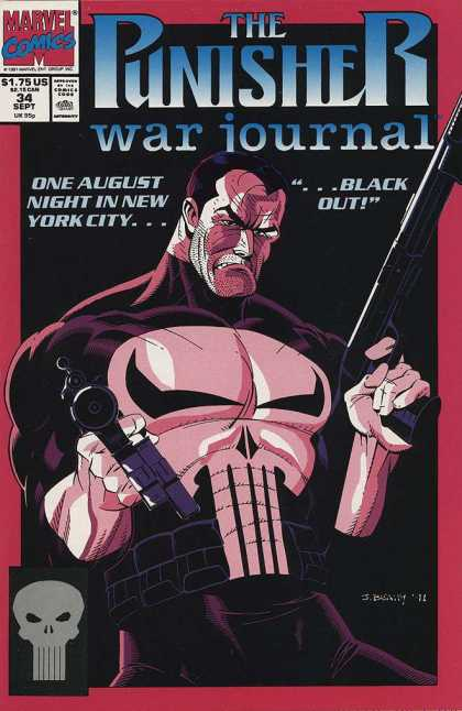 Punisher War Journal 34
