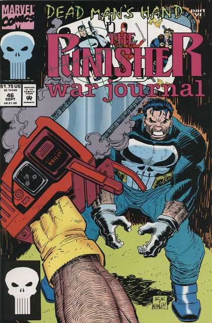 Punisher War Journal 46 - John Romita, Mike Manley