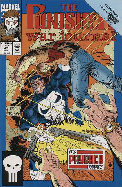 Punisher War Journal 49 - Dan Panosian