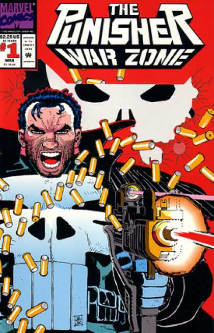 Punisher: War Zone 1