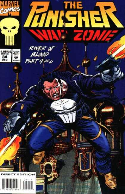 Punisher: War Zone 34