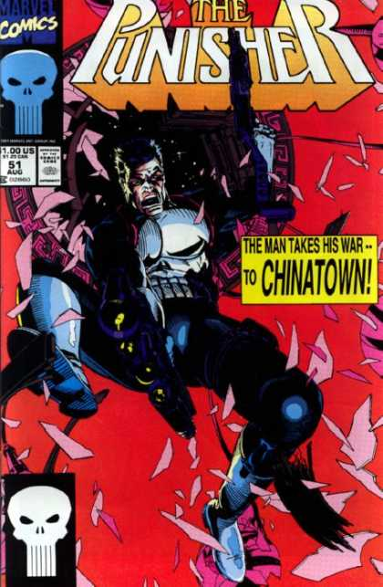 Punisher 51 - Michael Golden