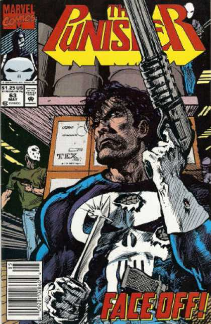 Punisher 63 - Mark Texeira