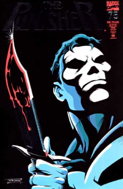 Punisher 75 - Marvel - 75