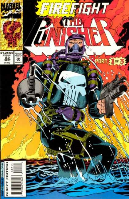 Punisher 82 - Marvel - Firefight - 82 - Sept - Part 1 Of 3