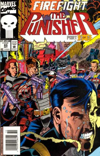 Punisher 83 - Mark McKenna