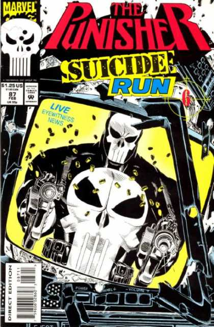 Punisher 87 - Michael Golden