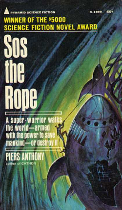 Pyramid Books - Sos the Rope - Piers Anthony