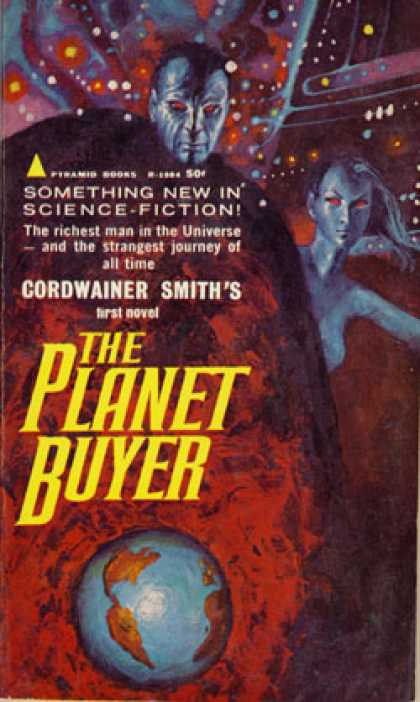 Pyramid Books - The Planet Buyer - Pyramid R1084