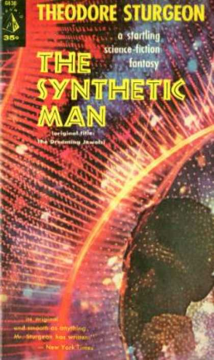 Pyramid Books - The Synthetic Man
