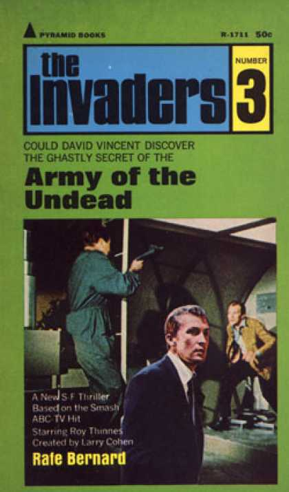 Pyramid Books - Army of the Undead - Rafe Bernard
