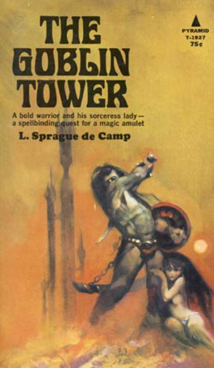 Pyramid Books - The Goblin Tower