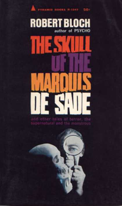 Pyramid Books - The Skull of the Marquis De Sade - Robert Bloch