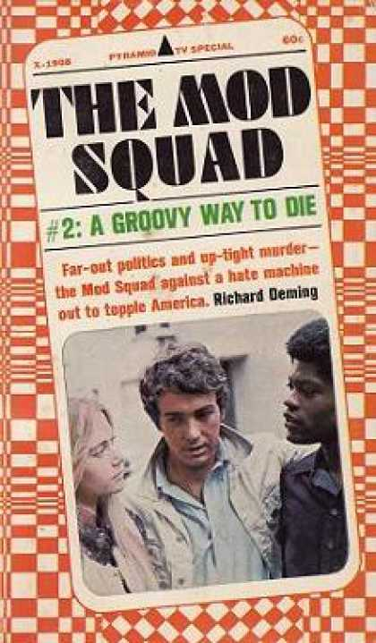 Pyramid Books - The Mod Squad