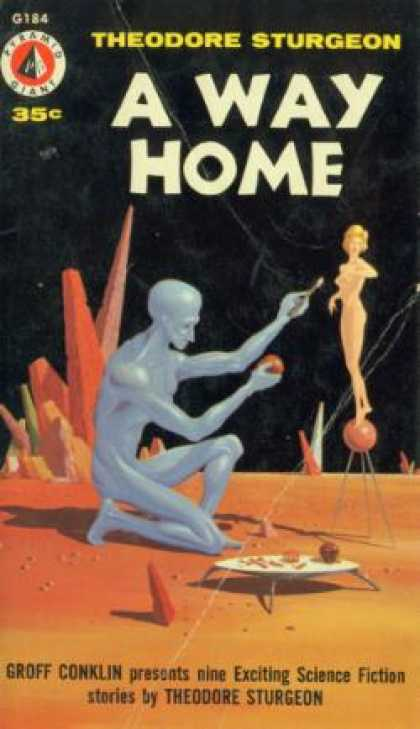 Pyramid Books - A Way Home - Theodore Sturgeon