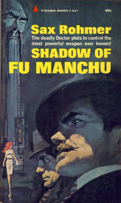 Pyramid Books - Shadow of Fu Manchu