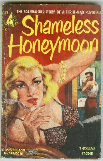 Pyramid Books - Shameless Honeymoon